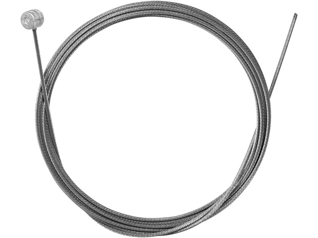 Shimano MTB Remkabel Eindkap RVS, grey